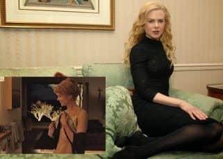 Nicole Kidman goes topless in her new TV series Big Little Lies