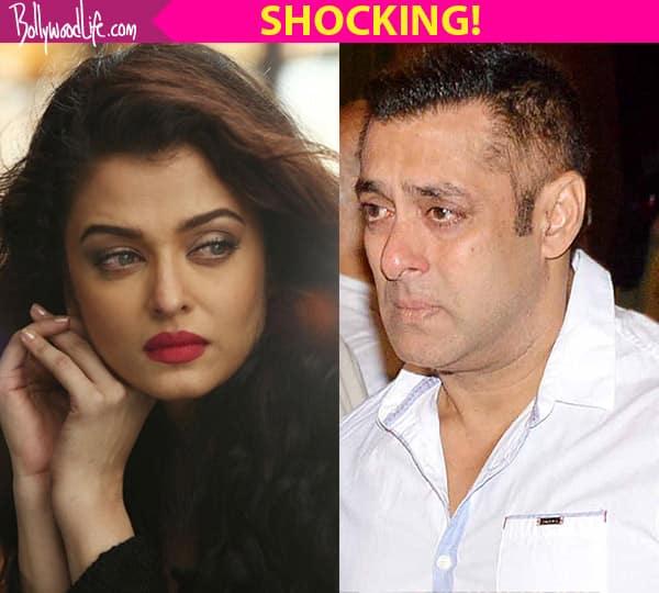 Salman Khan reveals he never hit Aishwarya Rai