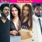 Shah Rukh Khan, Akshay Kumar, Priyanka Chopra - 11 ruling superstars who made it on their own without any filmy parents