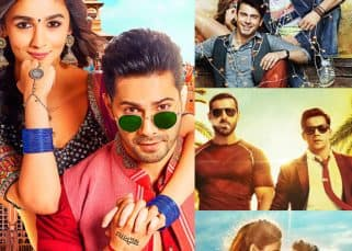 Varun Dhawan and Alia Bhatt's Badrinath Ki Dulhania crosses the lifetime collections of Kapoor & Sons, Dishoom, Befikre in 7 days