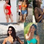 Nia Sharma, Sriti Jha, Karishma Sharma - which one of these TV beauties do you think looks the HOTTEST in a bikini?