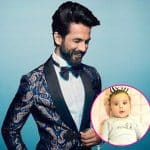Daddy Shahid Kapoor talks about having conversations with Misha and it's both cute and funny at the same time
