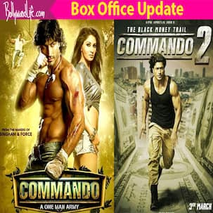 Vidyut Jammwal-Adah Sharma's Commando 2 defeats Commando over the first weekend