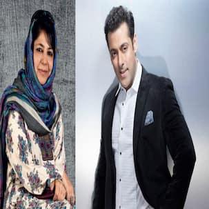 सलमान खान को जम्मू कश्मीर का ब्रांड एम्बेसडर बनाना चाहती हैं महबूबा मुफ़्ती