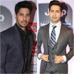 Sidharth Malhotra and Varun Dhawan REFUSE to get clicked together at HT Most Stylish Awards 2017? - view HQ pics