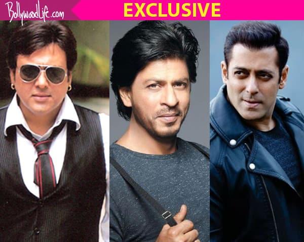Govinda says thank you Salman Khan and Shah Rukh Khan for Aa Gaya Hero promotion