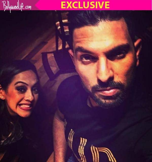 Hazel Keech denies doing Nach Baliye 8 with Yuvraj Singh