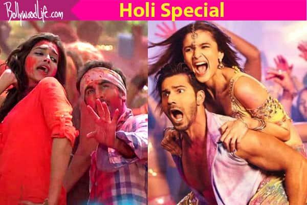 Badrinath Ki Dulhania, Balam Pichkari – Top 9 Holi songs that need to be on your playlist today!