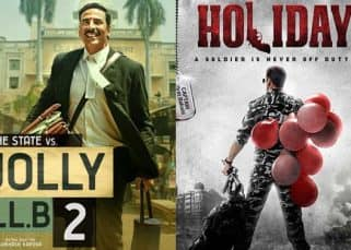 Akshay Kumar's Jolly LLB 2 beats Holiday: A Soldier Is Never Off Duty to become his fourth highest grosser