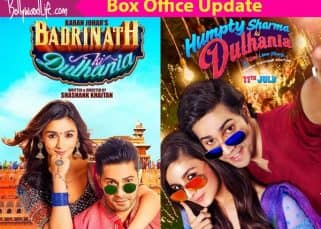 Varun Dhawan and Alia Bhatt's Badrinath Ki Dulhania beats Humpty Sharma Ki Dulhania on day 2