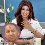 Twinkle Khanna suggests UP CM Yogi Adityanath to do 'gas-releasing' aasanas