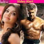 Kajal Aggarwal spills details about her role in Ajith Kumar's Vivegam - watch video