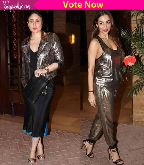 Kareena Kapoor Khan or Malaika Arora Khan – who do you think deserves the 'golden girl' title?