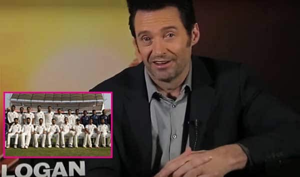 Wolverine Hugh Jackman has a message for Indian cricket team – watch video