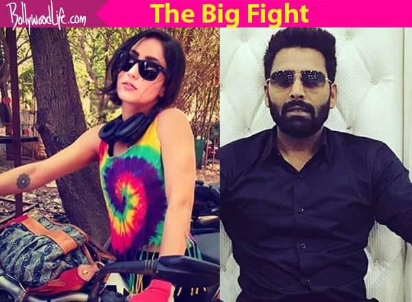 Bigg Boss 10 contestants Manveer Gurjar – Akanksha Sharma enter into a war of words