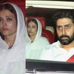 A teary eyed Aishwarya Rai Bachchan at her father's funeral will break your heart - view HQ pics