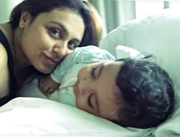 After Adira, Rani Mukerji plans to have another baby? Watch video