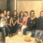 Shraddha Kapoor clicks a lovely pic with her entire family as they come together for her pre-birthday bash