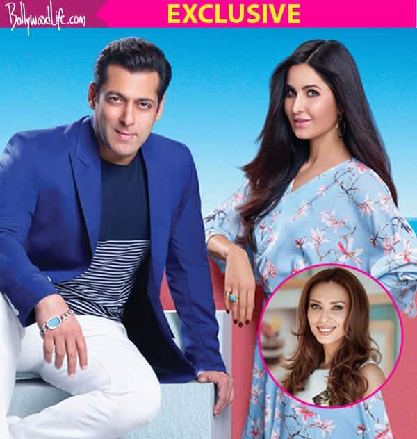 Iulia Vantur fans can't handle the sight of Katrina Kaif and Salman Khan together