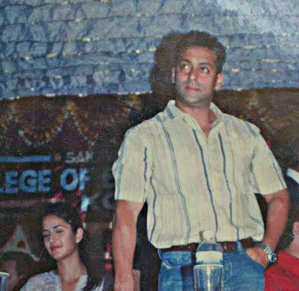 Salman Khan Katrina Kaif Unseen Pictures - 1 (1)