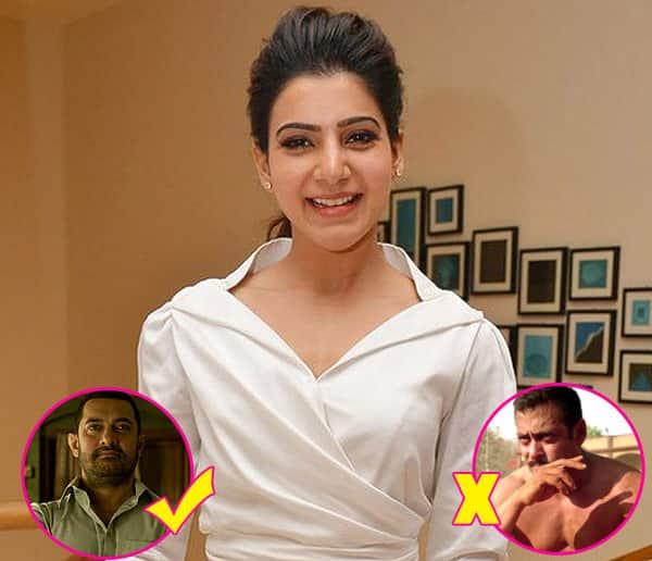 Sorry Salman Khan, Samantha Ruth Prabhu prefers Aamir Khan's Dangal over your Sultan