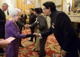 Shiamak Davar on meeting Queen Elizabeth II: More than anything, it was the joy in my mother's eyes