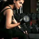 LEAKED! The secret behind Taapsee Pannu's toned body in Naam Shabana – view pics