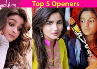 Shaandaar, 2 States, Udta Punjab, Humpty Sharma Ki Dulhania - Here are the top 5 openers of Alia Bhatt