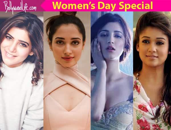 Nayanthara, Samantha Ruth Prabhu, Tamannaah: Check out the 5 Wonder Women of South