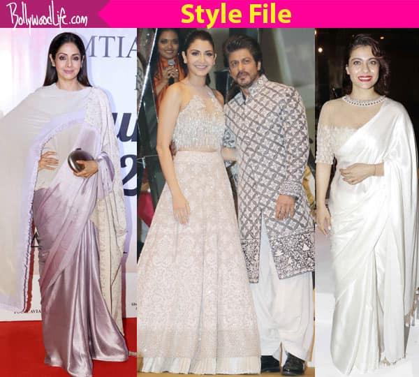 Shah Rukh Khan, Kajol, Sridevi, Anushka Sharma – a look at the best and worst dressed at Mijwan Summer 2017