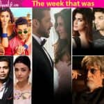 Tiger Zinda Hai to Sushant Singh Rajput - meet the top 5 newsmakers of the week