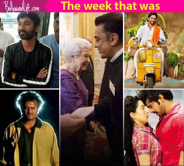 Kamal Haasan meets Queen Elizabeth II, Rajinikanth's Baasha re-releases – meet the top 5 newsmakers of the week