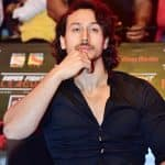 Tiger Shroff gets a beautiful Michael Jackson painting from parents as a birthday gift