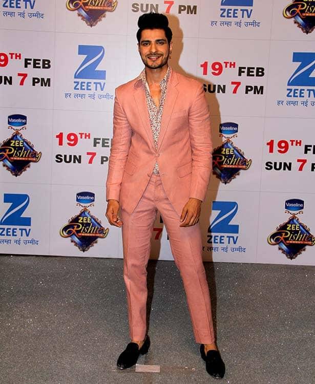 Vin-Rana-aka-Purab-from-Kumkum-Bhagya-at-Zee-TV's-Zee-Rishtey-Awards-201..