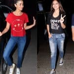 Sonakshi Sinha and Alia Bhatt said a lot about their lives with their T-shirts - view HQ pics!