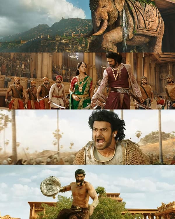 9 jaw dropping moments from the Baahubali 2 trailer that prove SS Rajamouli is a genius