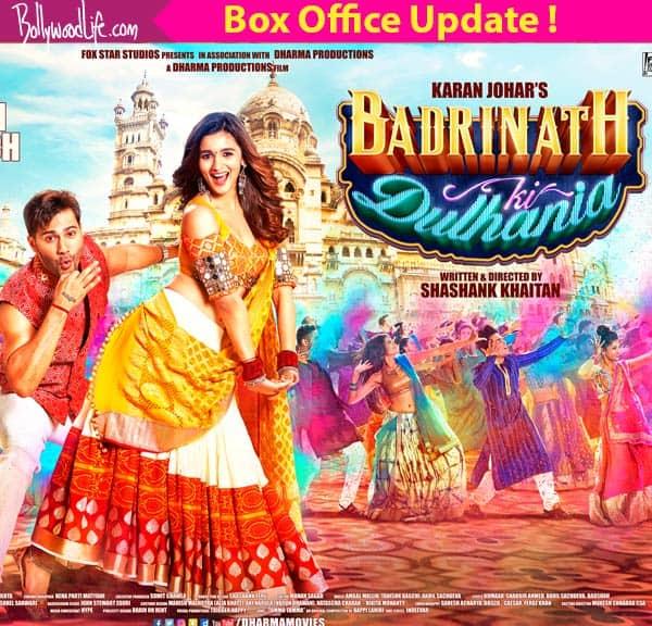 Badrinath Ki Dulhania box office collection day 9: Varun Dhawan-Alia Bhatt's film witness spike in collection, earns Rs 83.77 crore