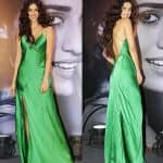 Disha Patani's thigh high slit gown will set your hearts racing - view HQ pics