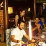 गोवा में अपने परिवार संग बर्थडे पार्टी कर रहें है इमरान हाशमी..  देखें तस्वीरें