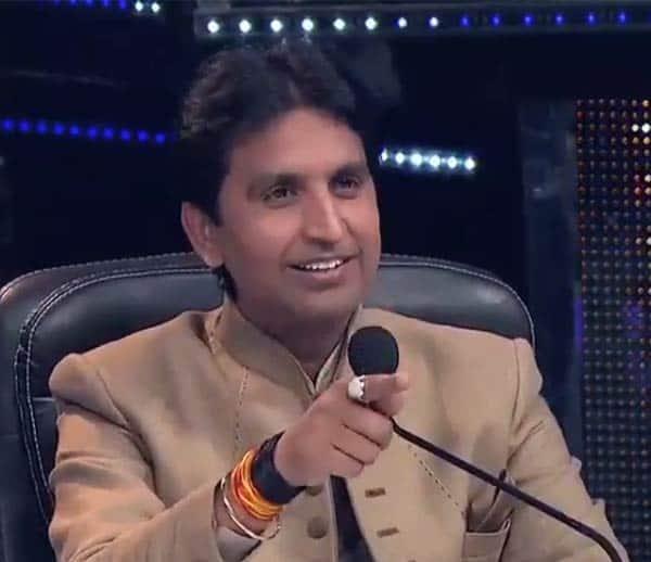 Indian Idol 9: Kumar Vishwas graces a special episode celebrating Bollywood's lyricists