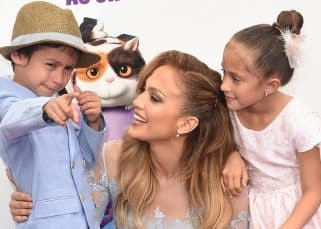 Jennifer Lopez's children have to 'schedule' time with her