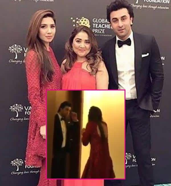 Mahira Khan & Ranbir Kapoor spotted together in Dubai — Couple Vibes