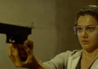Naam Shabana song Zinda: Taapsee transforms into Shabana with this motivational anthem  - watch video