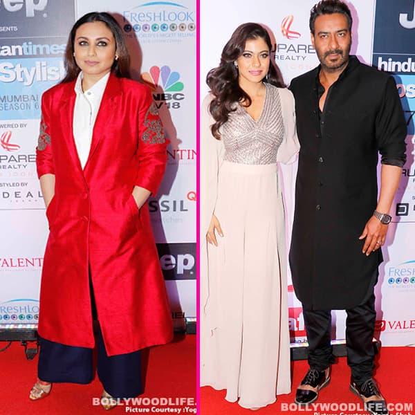 Kajol avoids Rani Mukerji at a recent award function - watch video