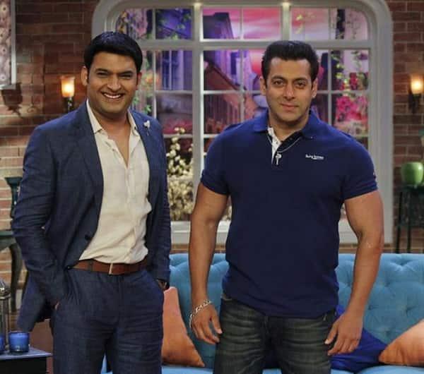Hey Kapil Sharma, it's high time you start taking Salman Khan's advice seriously!