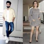 Shahid Kapoor: Kangana Ranaut has a thing for one-liners, hopes she gets along with some co-stars