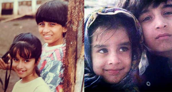 These 10 Childhood Pics Of Shraddha Kapoor Prove That She Was Always A Rockstar