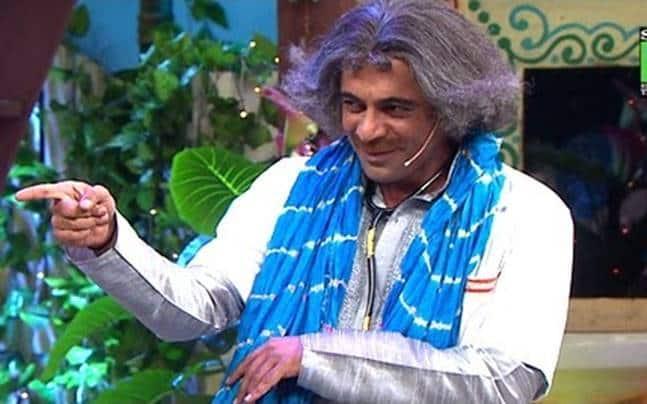 Sunil Grover is finally back as Dr Mashoor Gulati but NOT on The Kapil Sharma Show