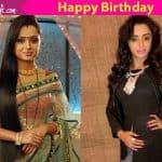 Birthday Special: Parul Chauhan's journey from Bidaai to Yeh Rishta Kya Kehlata Hai - view pics!