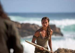 Farewell Angelina Jolie! Here's the first look of Alicia Vikander as Lara Croft in the new Tomb Raider movie